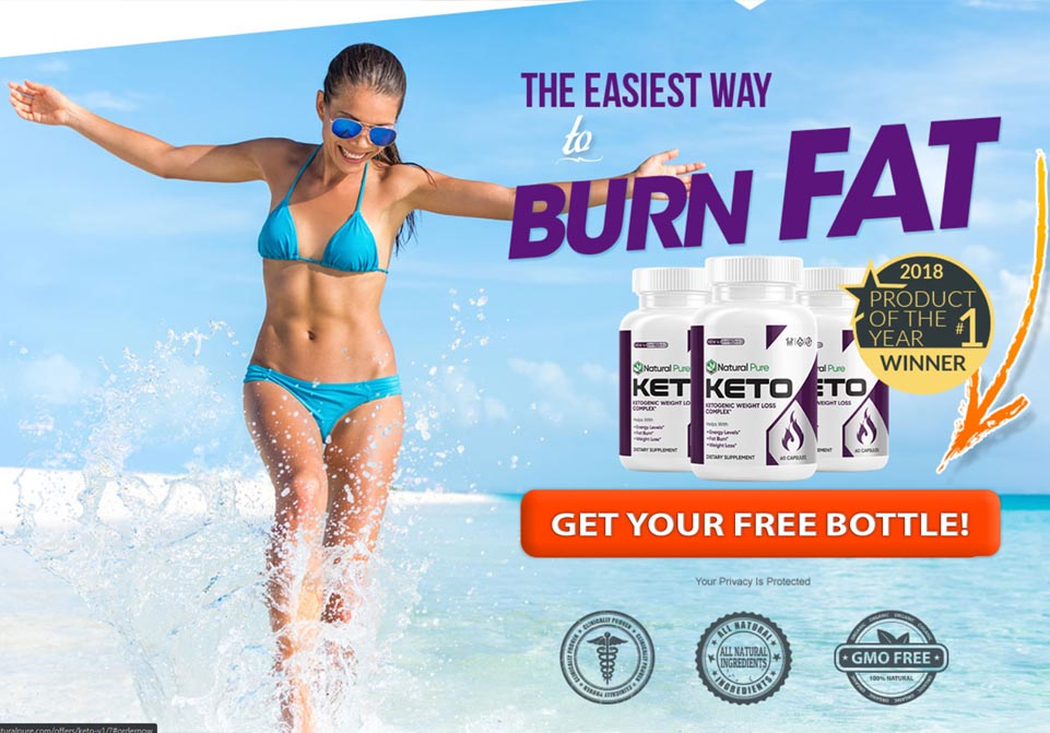 Natural Pure Keto Free Trial