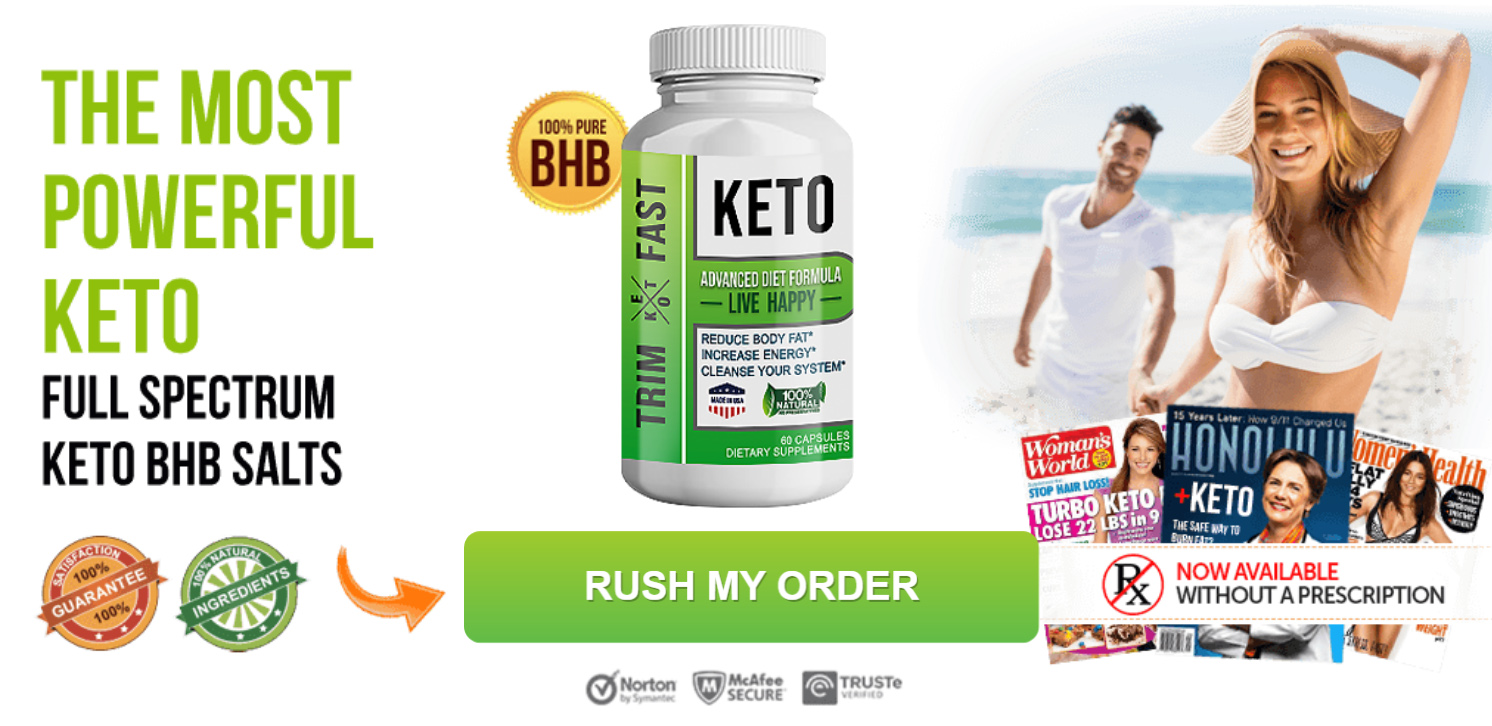 Trim Fast Keto Canada: Read Scam,Side Effects & Updated Reviews 2020