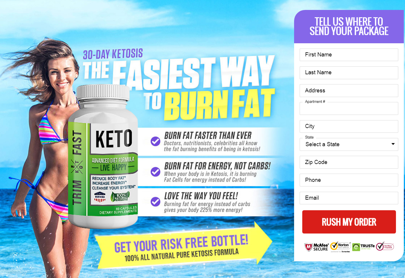 Trim Fast Keto UK – Read *OFFICIAL REVIEWS* Pills, Side Effects & Scam?