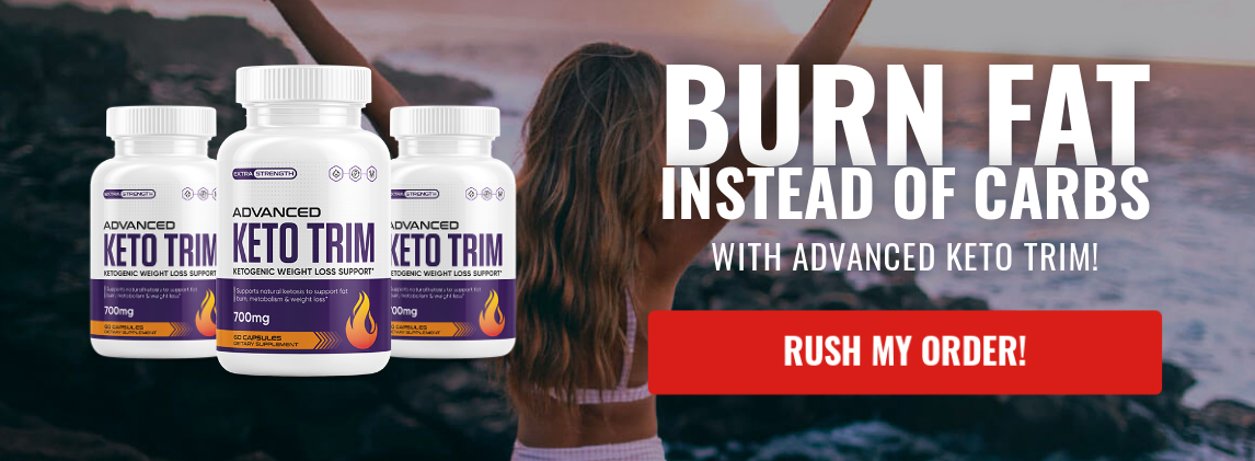Advanced Keto Trim Pills
