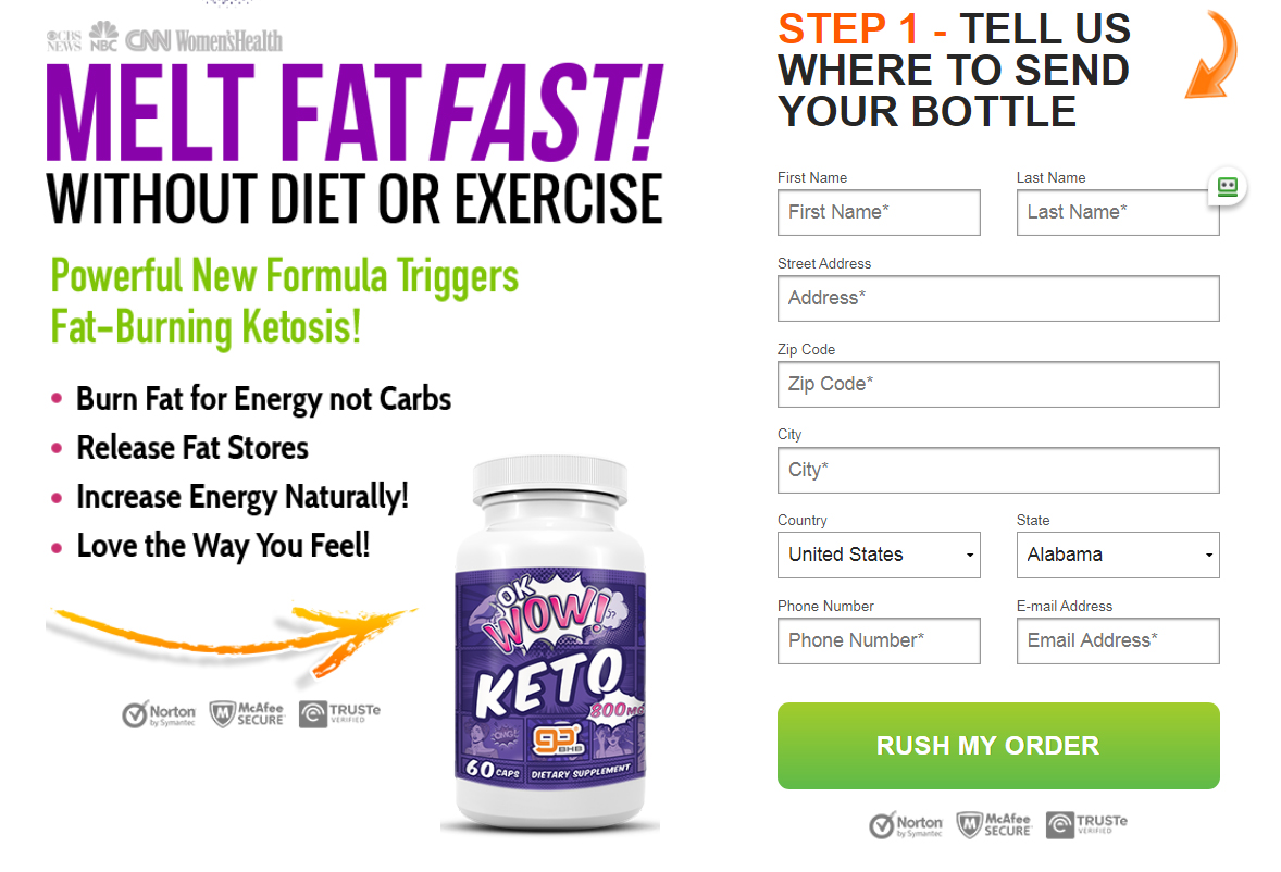 Where can i buy ok wow keto