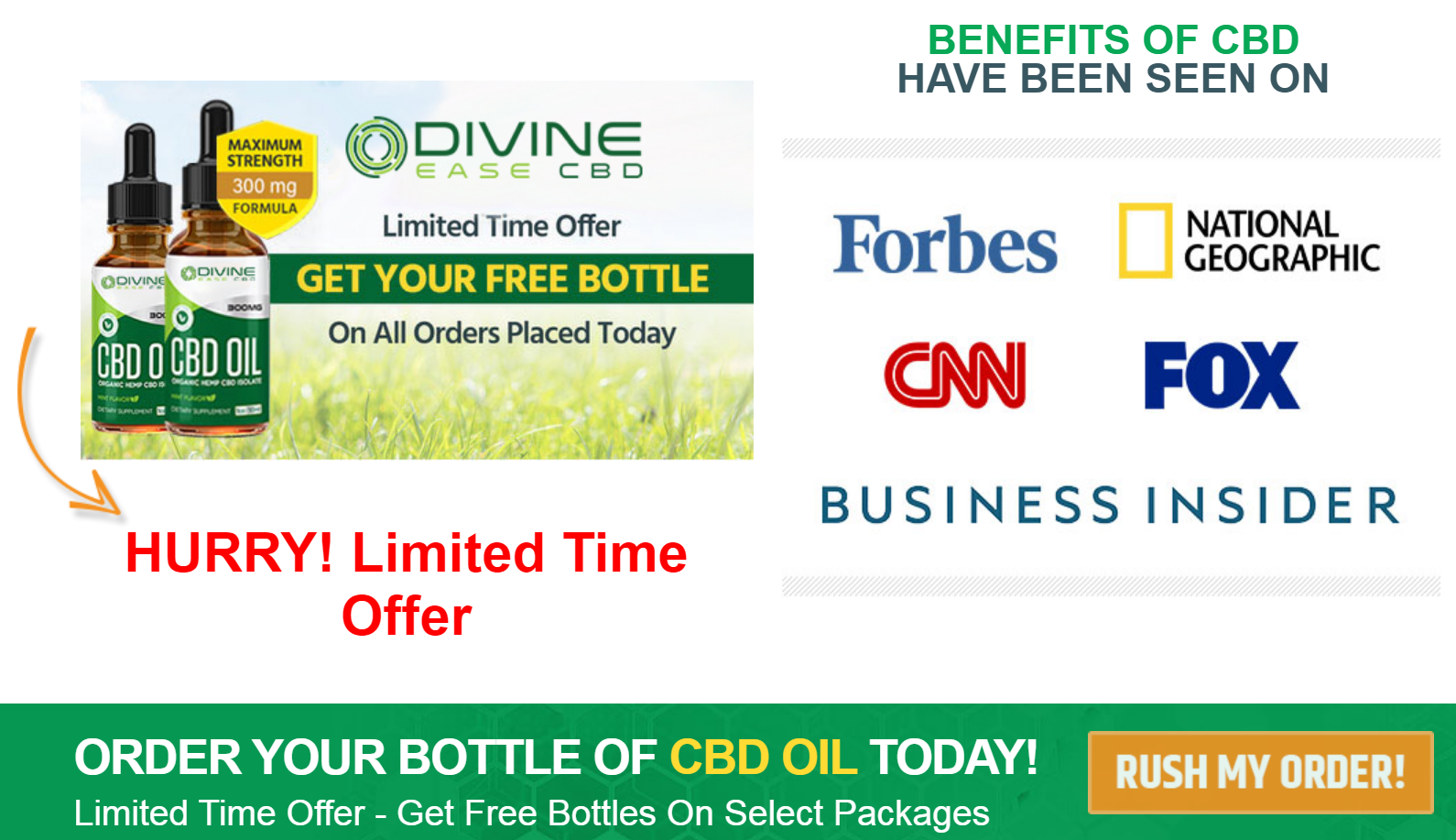 Divine Ease CBD Oil UK: Reviews, Benefits, Side Effects, Price & Scam