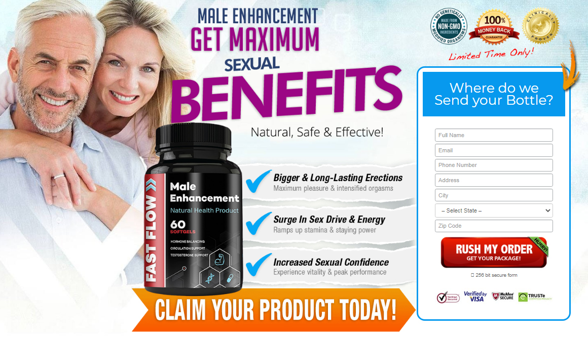 Fast Flow Male Enhancement Canada