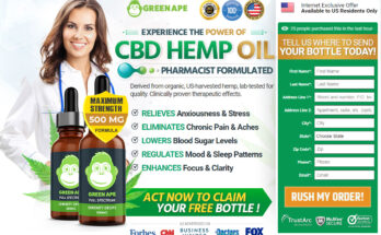 Green Ape CBD Oil review