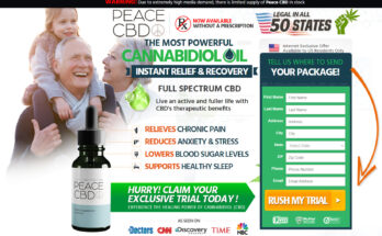 Peace CBD Oil Buy