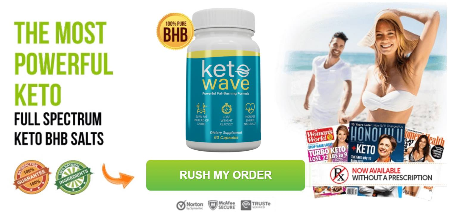 Keto Wave – Shark Tank Weight Loss Pill! Reviews, Side Effects, Price