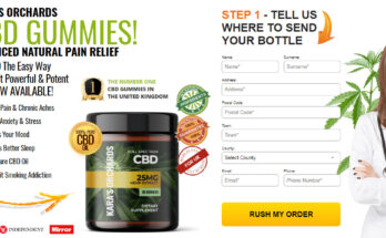 Karas Orchards CBD Gummies UK Reviews
